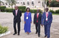 L'audience avec l'ensemble de la délégation de chefs d'entreprises ivoiriens : le Président Alpha Condé encourage au développement de joint venture