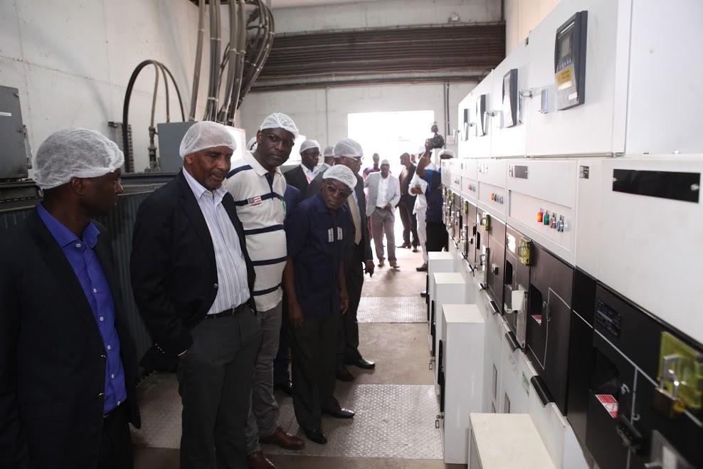 Les visites d'entreprises : pour s'enquérir des réalités des entreprises guinéennes
