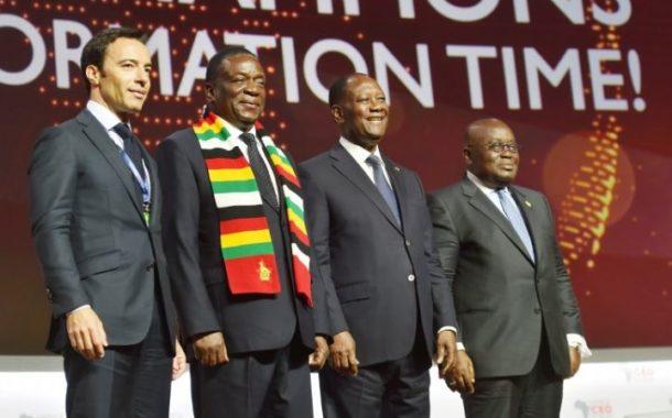 AFRICA CEO FORUM 2018 : L'HEURE DE LA TRANSFORMATION ECONOMIQUE A SONNE