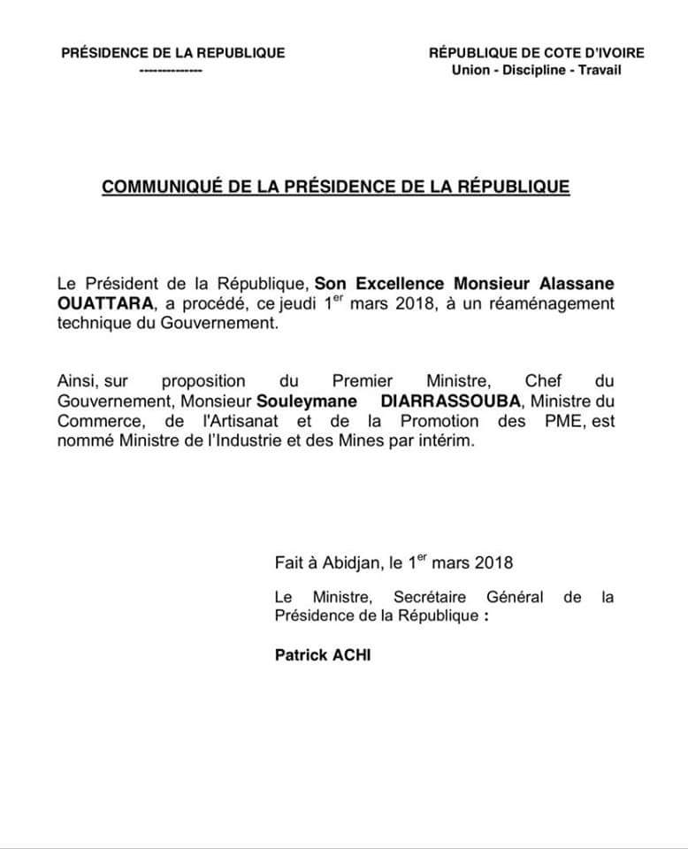 TR: Note_Gouvernement
