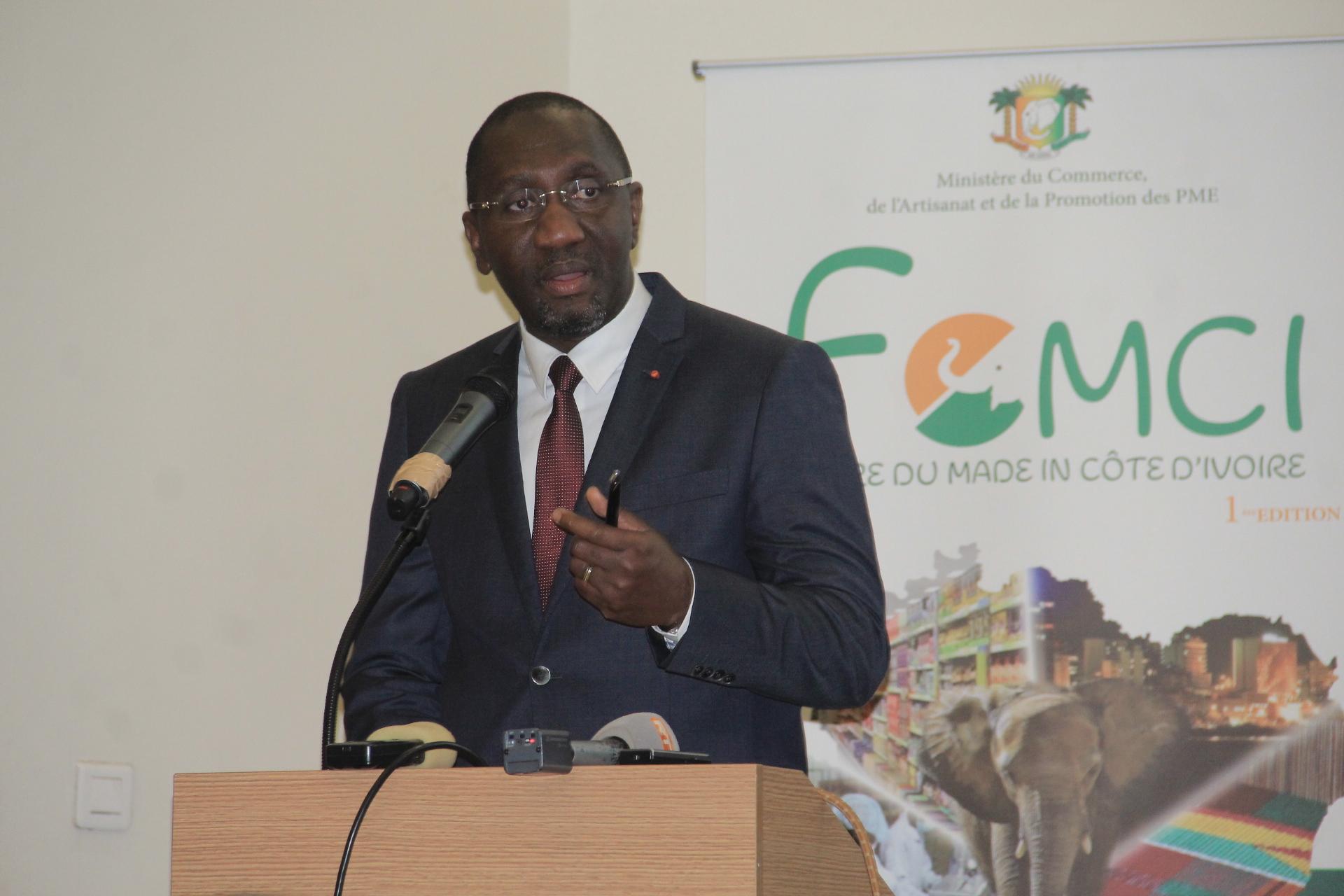 VALORISATION DES PRODUITS IVOIRIENS : LA FOMCI VEUT EN ETRE LA PLATEFORME