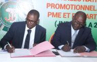LA FIPME ET LES EXPERTS COMPTABLES DE COTE D'IVOIRE SIGNENT UNE CONVENTION PARTENARIAT