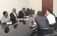 PROJET DE CONSTRUCTION D'UNE USINE LED EN COTE D'IVOIRE : UNE DELEGATION ALLEMANDE ECHANGE AVEC LA COMMISSION E-QHSE