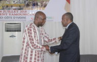 la CGECI participe au forum économique ivoiro burkinabé en marge du TAC 2018