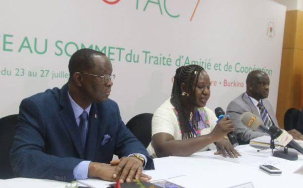 Traité d'Amitié et de Coopération Ivoiro-Burkinabé: La 7e Conférence a démarré Lundi 23 Juillet à Yamoussoukro