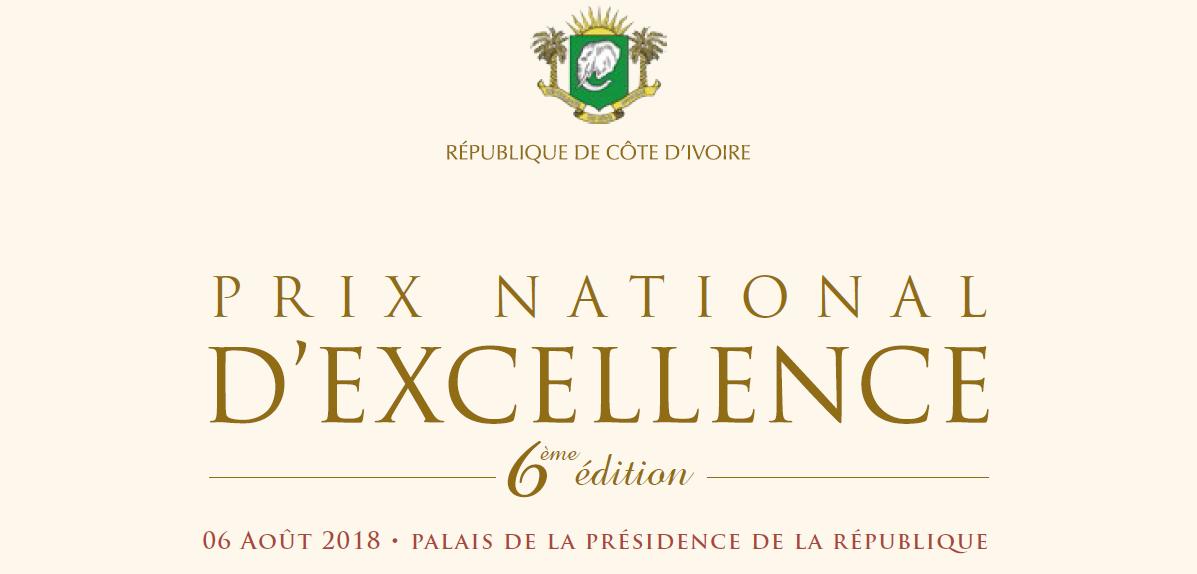PRIX D'EXCELLENCE 2018: DES ENTREPRISES MEMBRES DE LA CGECI HONORÉES