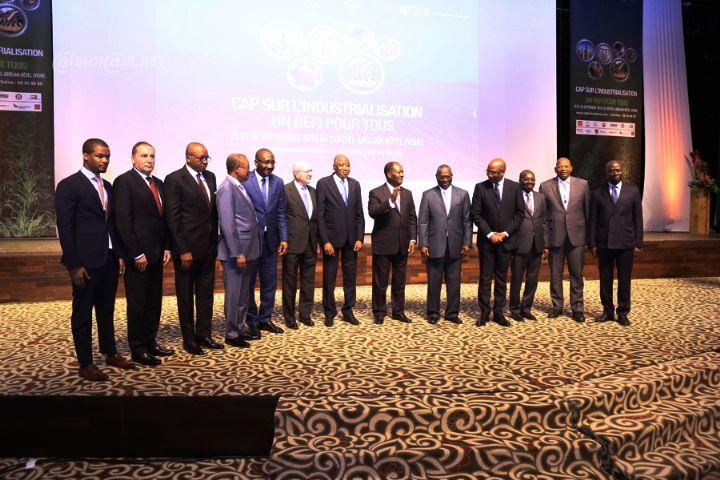 Ouverture de la CGECI Academy 2018 : Le Patronat ivoirien veut relever le défi de l'industrialisation