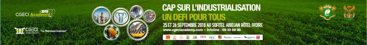 cgeci academy 2018