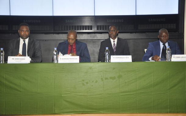 Conference publique du DR. KOMOIN FRANCOIS