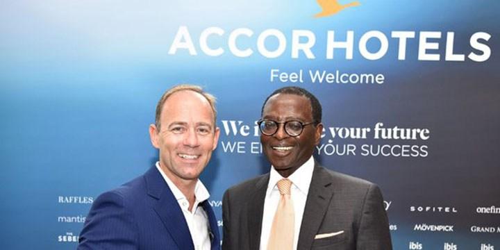 AccorHotels : Une année de croissance et de développement record en Afrique