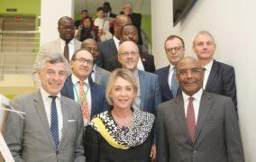 Coopération: La CGECI et le Grand Est vers la concrétisation de partenariats