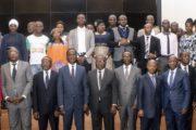 Cérémonie de clôture de PRODIJE: Les parties prenantes satisfaites du niveau d'exécution globale du Projet