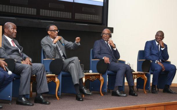 Rencontre SEM Paul Kagamé- Secteur Privé ivoirien: Le Chef de l'Etat rwandais partage l'expérience de sa gouvernance économique avec les membres de la CGECI