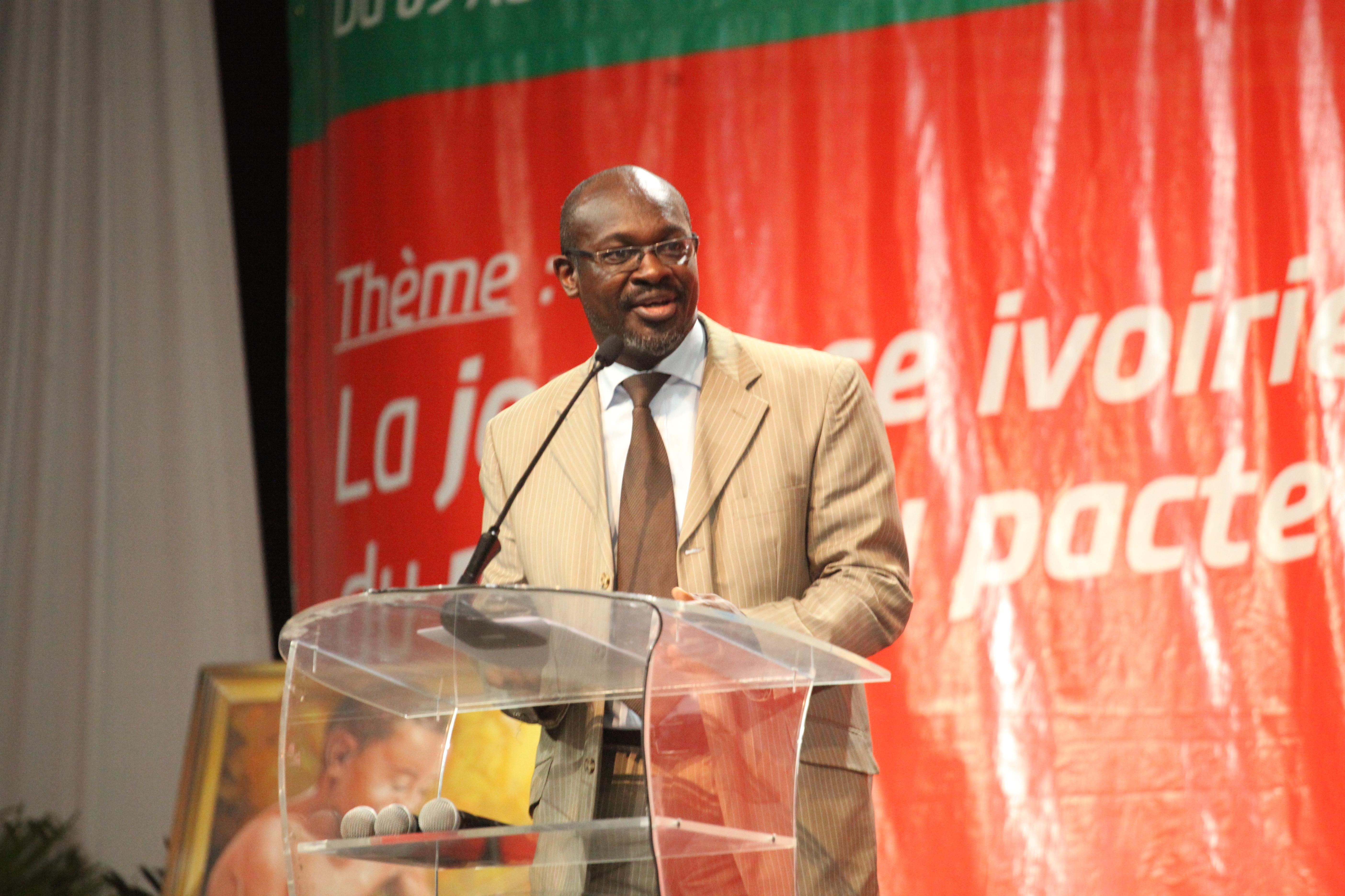 Etats généraux de la jeunesse: La CGECI a partagé sa vision de l'entrepreneuriat aux participants