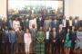Visite de travail avec le Secrétaire d'Etat au Budget et du Portefeuille de l'Etat