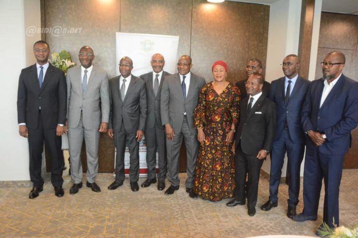 Etat/Secteur privé: les activités du CCESP pour l'année 2019 lancées