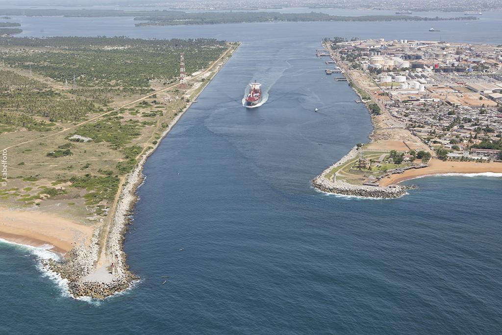 Transport maritime: Le Canal de Vridi élargi et approfondi mis en service