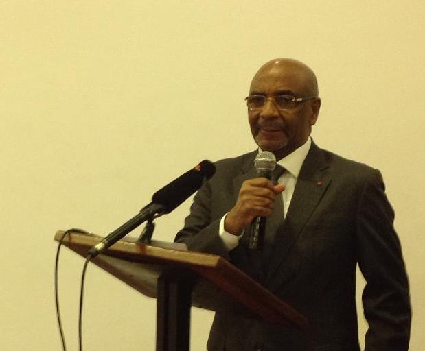 Allocution de Monsieur Jean-Marie ACKAH Président de la FOPAO               Réunion CEDEAO – FOPAO, 22 février 2019 Accra