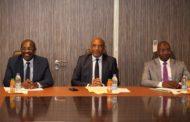 Le Président Jean-Marie ACKAH présente ses vœux aux Présidents de Commissions permanentes de la CGECI