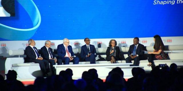 Africa CEO Forum: Lever les obstacles à la mise en place effective du marché commun africain
