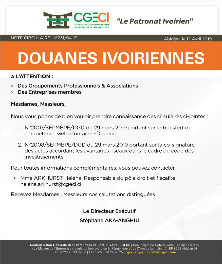 Douane Ivoirienne
