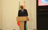 Discours du Président Jean Marie ACKAH