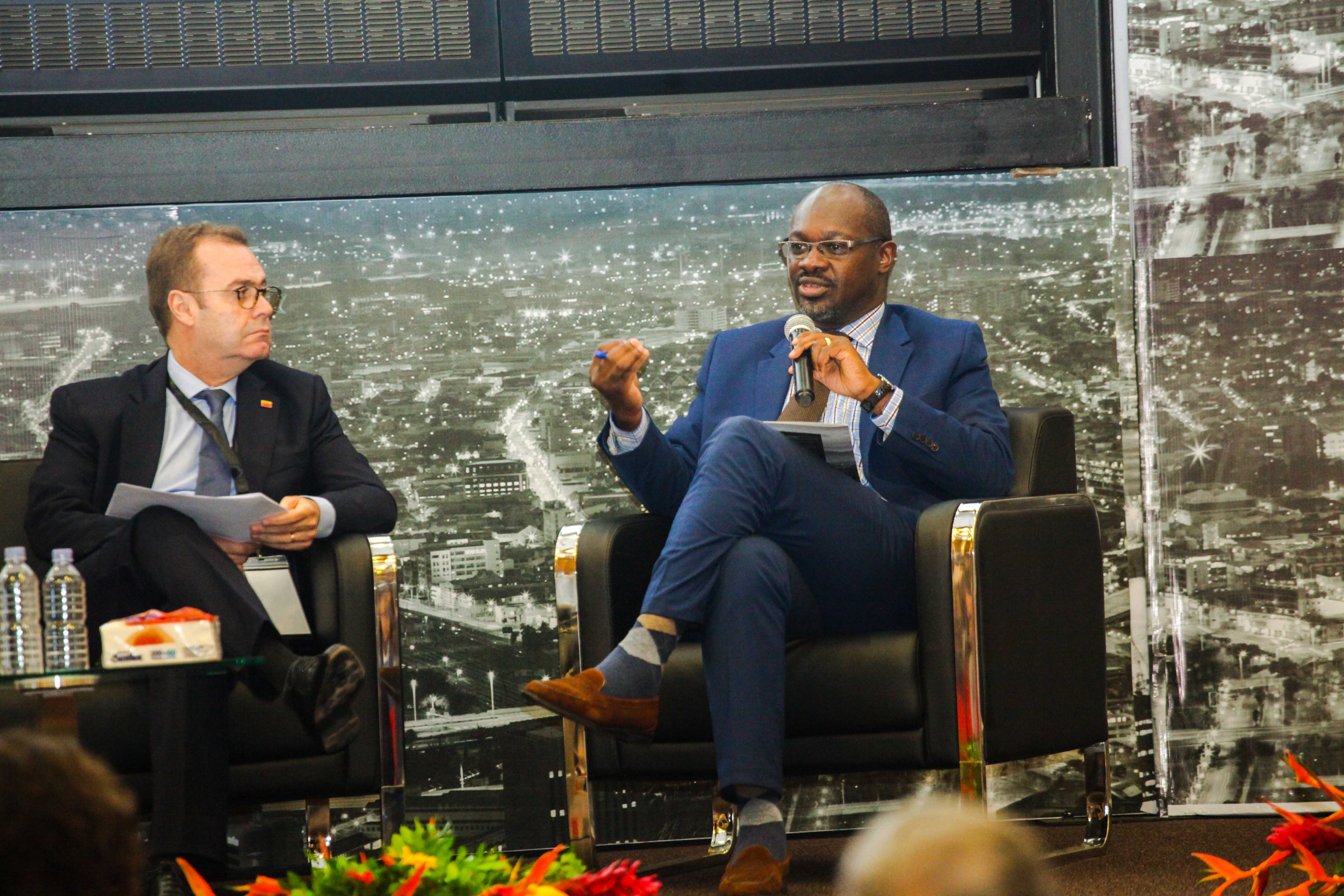 Africa development Club : M. Aka-Anghui, Directeur Exécutif  de la CGECI, à propos de la ZLECAF: « Pour en tirer  profit, les entreprises doivent optimiser les coûts des intrants, leurs importations et  maximiser leurs exportations»