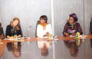 Visite de travail à la CGECI: Son Altesse Royale, la Princesse Sarah Zeid de Jordanie sollicite l'implication du secteur privé ivoirien dans la lute contre la malnutrition et la faim