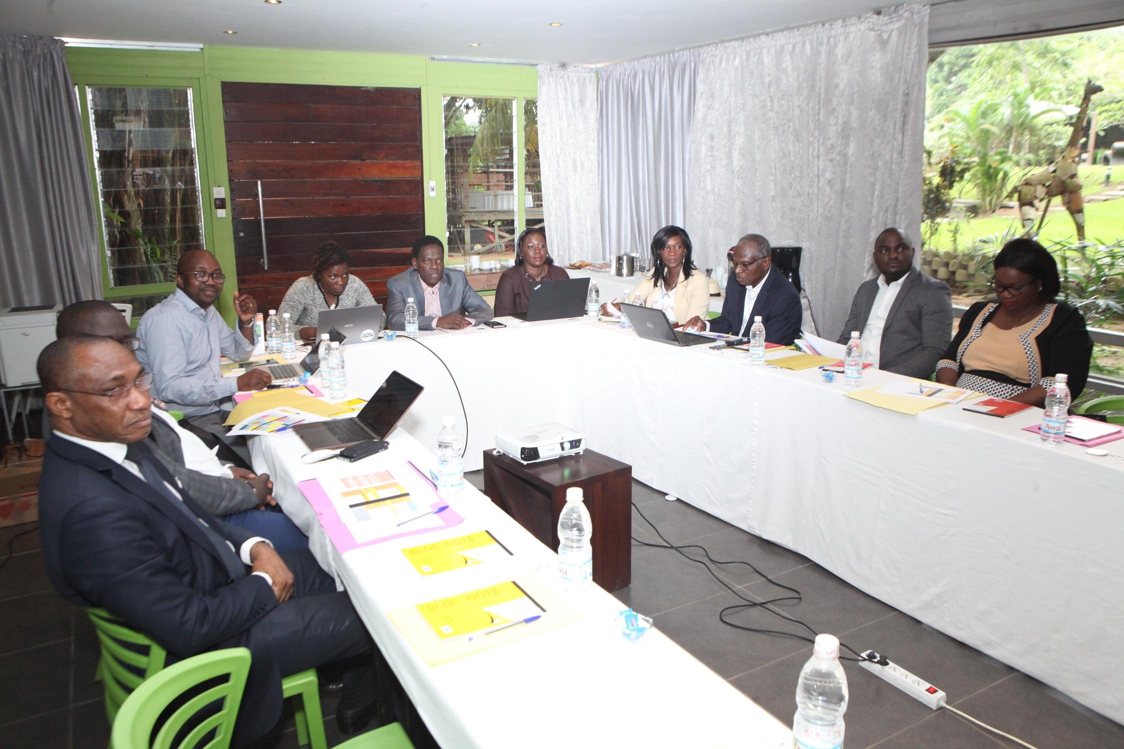 CGECI Academy 2019: Le Comité scientifique au laboratoire pour sortir une matrice des sessions novatrice