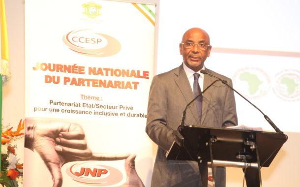 MOT DU PRÉSIDENT DE LA CGECI A LA JOURNÉE NATIONALE DU PARTENARIAT (JNP 2019)