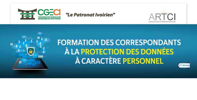 COMMUNIQUE _C41_ SEMINAIRE DE FORMATION DES CORRESPONDANTS A LA PROTECTION DES DONNÉES