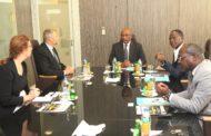 Visite de travail : L'Ambassadeur des USA en Côte d'Ivoire, S.E.M Richard K. Bell demande l'appréciation du secteur privé sur le climat des affaires en Côte d'Ivoire