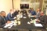 Visite de travail: Une délégation de l'Union nationale des producteurs de grains de la Fédération de Russie en Côte d'Ivoire présente des offres de service technologique à forte valeur ajoutée au Président de la CGECI