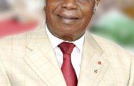 Rideau sur Joseph AKA-ANGHUI, un pionnier du Patronat Ivoirien