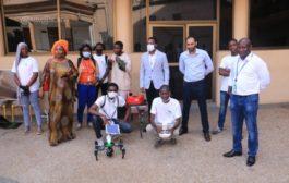 Des jeunes entrepreneurs proposent des drones made in Côte d'Ivoire pour lutter contre la pandémie