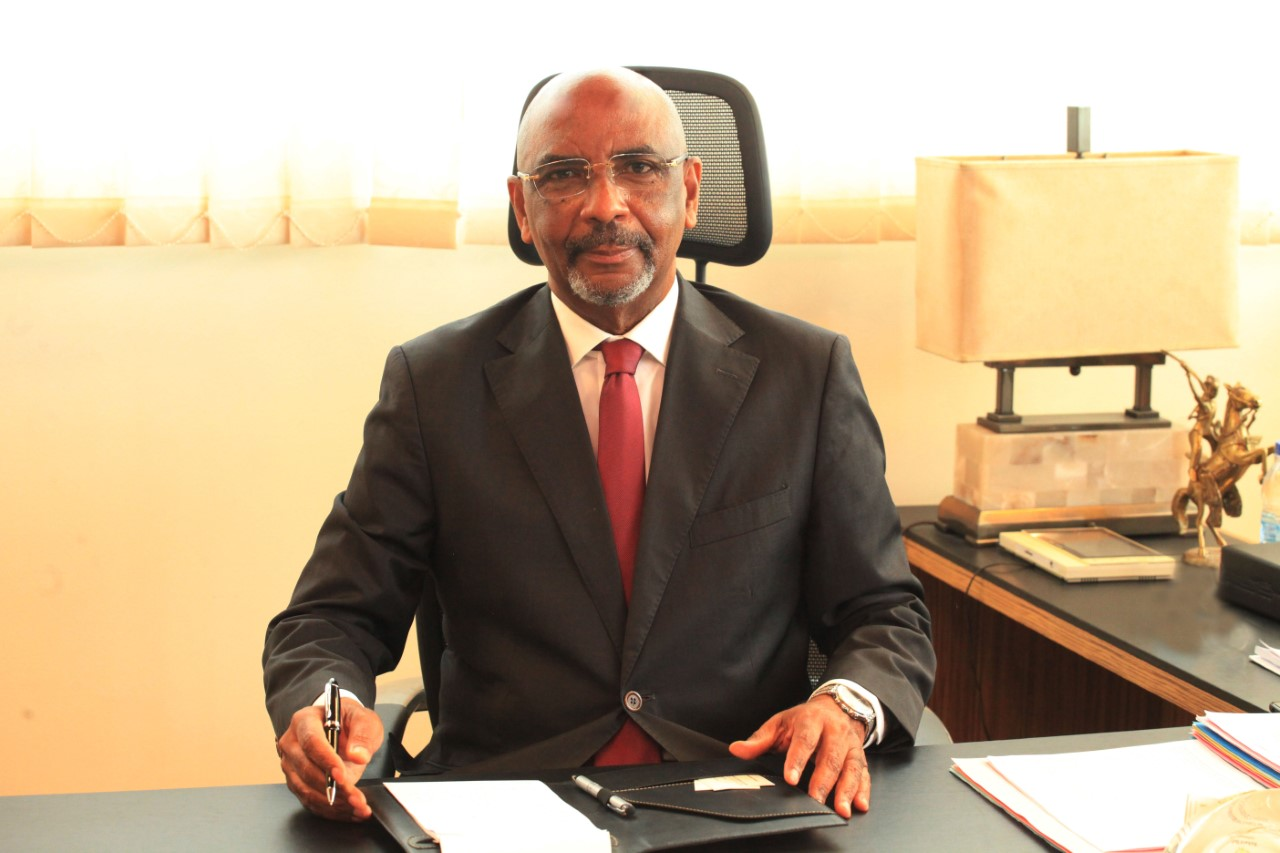 """Jean-Marie Ackah, Président de la CGECI """" Nous travaillons avec le gouvernement à rendre opérationnelles les mesures de soutien aux entreprises """""""