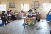 Initiatives communautaires: les femmes d'Andokoi formées à la couture de cache-nez