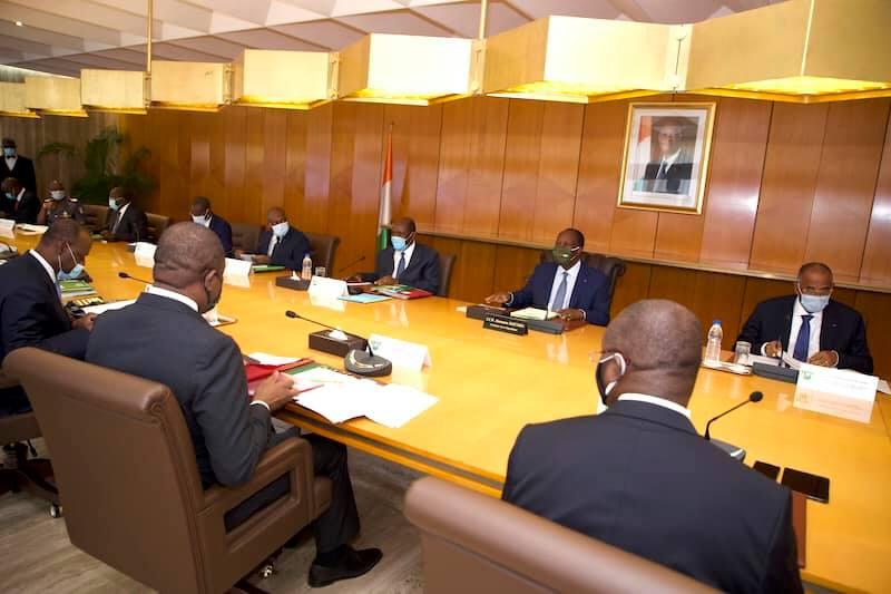 Covid-19: le CNS prend de nouvelles mesures pour le Grand Abidjan