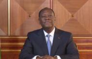 COVID-19 : MESSAGE A LA NATION DE S.E.M. LE PRÉSIDENT DE LA RÉPUBLIQUE DE RCI - Jeudi 7 mai 2020