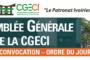 ASSEMBLEE GENERALE DE LA CGECI