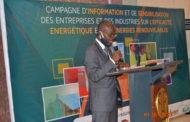 Efficacité Energétique et Energie Renouvelable : les entreprises situées à Yamoussoukro bénéficient de la campagne de sensibilisation et d'information des entreprises et des industries