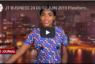 JT BUSINESS 24 DU 02 JUIN 2019 Plateforme Humanitaire du Secteur Privé