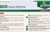 Newsletter La Veille du Patronat N°31