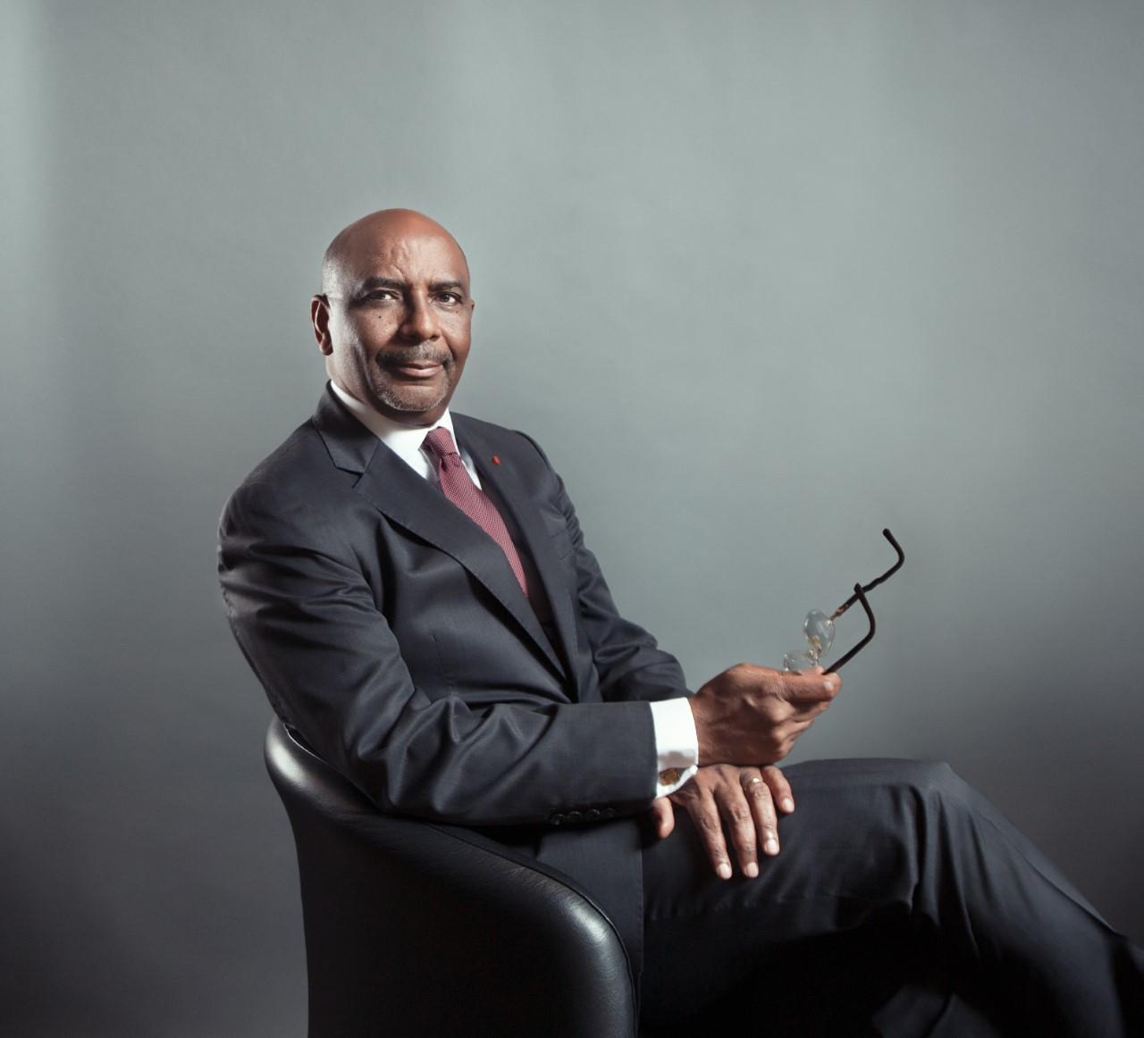 Vœux du Président de la CGECI