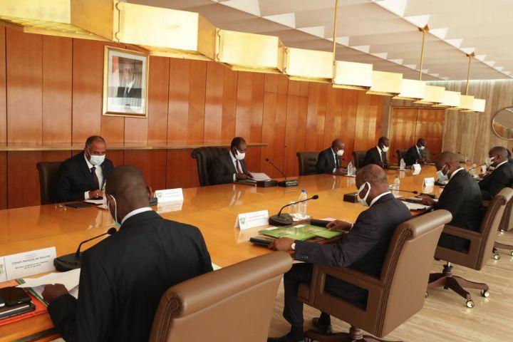Le Conseil National de Sécurité annonce l'ėtat d'urgence sanitaire