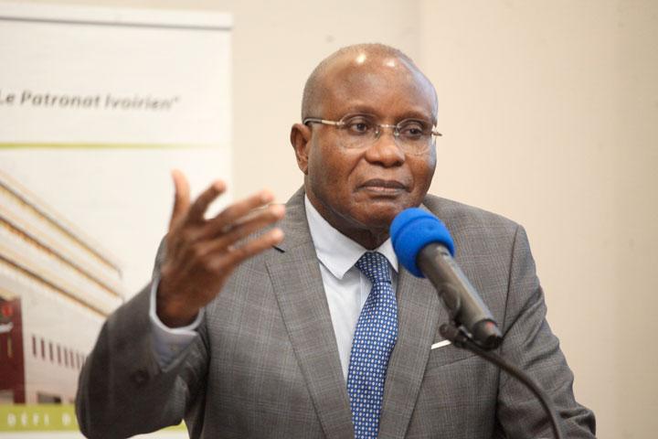 Me Theodore Hoegah, Président du Comité Paritaire : « C'est un instrument de dialogue entre le Secteur Privé et le monde de la Recherche et de la Formation en Côte d'Ivoire