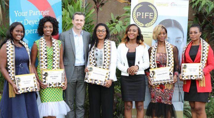 Entrepreneuriat féminin: la Fondation SEPHIS et la Coopération Allemande distinguent des femmes porteuses de projets innovants