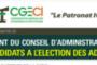 RENOUVELLEMENT DU CONSEIL D'ADMINISTRATION DE LA CGECI