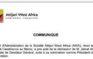 Banque : M. Daouda Coulibaly nommé à la tête de la Société Attijari West Africa ( Abidjan.net)