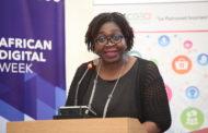 KICK OFF ADW 2021 ALLOCUTION DE LA PRESIDENTE DE LA COMMISSION ECONOMIE NUMERIQUE ET ENTREPRISE DIGITALE  DE LA CGECI-Mme Gertrude KONE KOUASSI